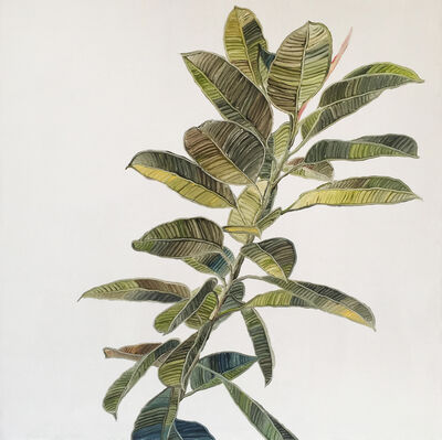 Chih-hung Liu, 'Rubber Tree 5', 2019