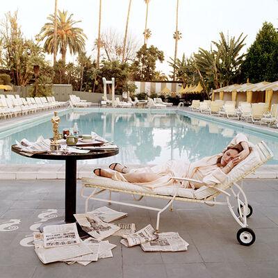 Terry O'Neill, 'Faye Dunaway (outtake)', 1977