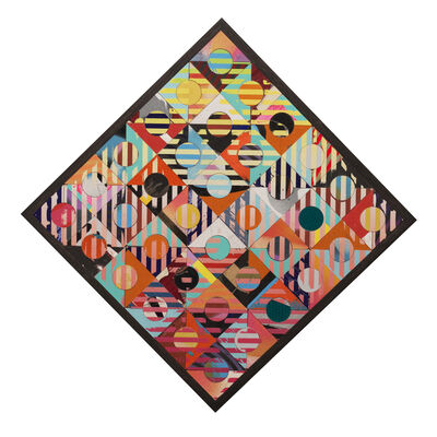 Revok, 'Diamonds, 15/50', 2014