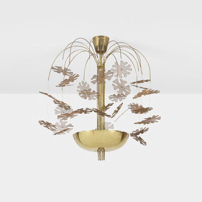 Paavo Tynell, 'Rare and Important chandelier', c. 1948