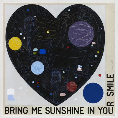 David Spiller, 'Bring Me Sunshine', 2014