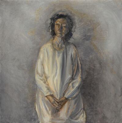Celia Paul, 'Kate in White', 2017