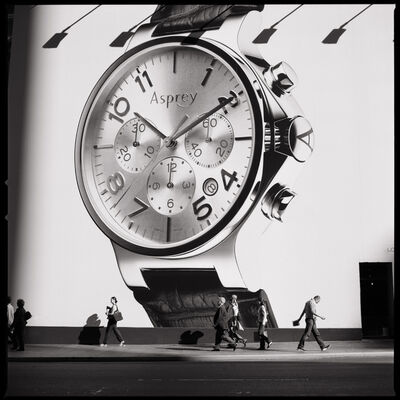 Wouter Deruytter, 'Fifth Ave + 56th Str. (Asprey #3)', 2003
