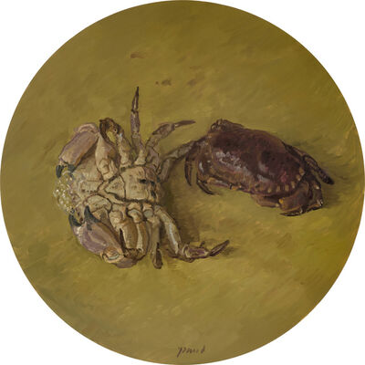 You Yong, 'Bread Crab', 2016