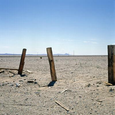 anthony hernandez, 'Highway 14, Near Mojave, California', 2012-2015