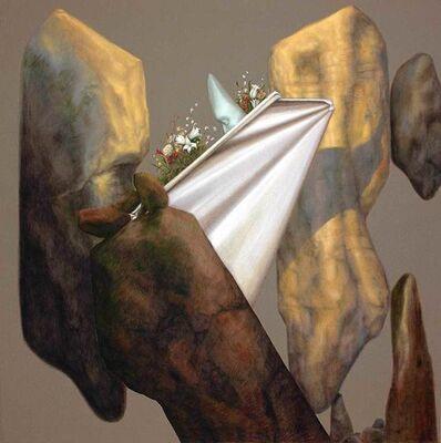Jesús Zurita, 'El orden de los restos ', 2008