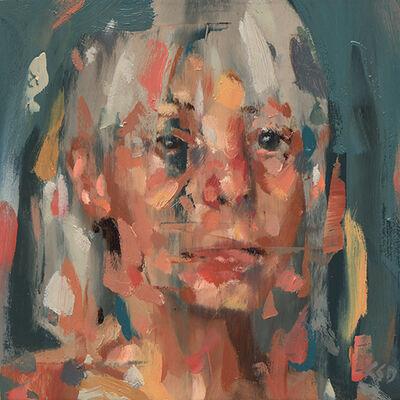 Kai Samuels-Davis, 'Waiting II', 2016