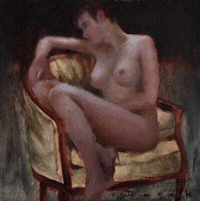 Derek Harrison, 'Seated Figure 1', 2018