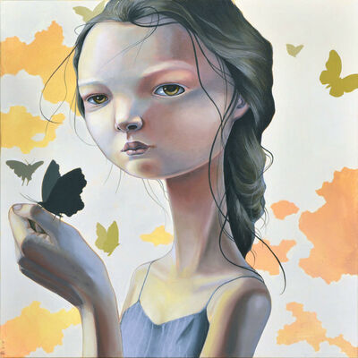 Anne Angelshaug, 'Stella at play 02', 2018