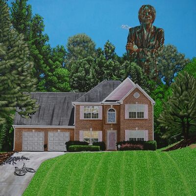 Alfred Conteh, 'Sandtown Single ', 2015