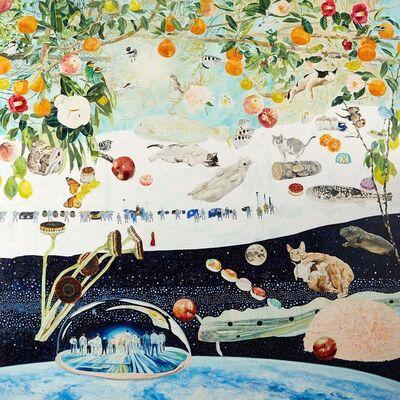 Teppei Ikehila, 'Future of Life', 2016