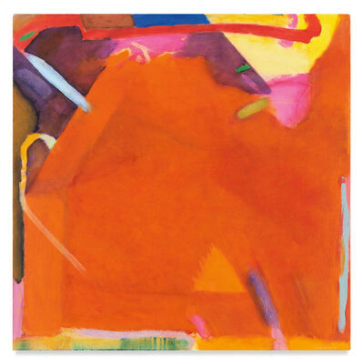 Emily Mason, 'It's Cornice', 1982
