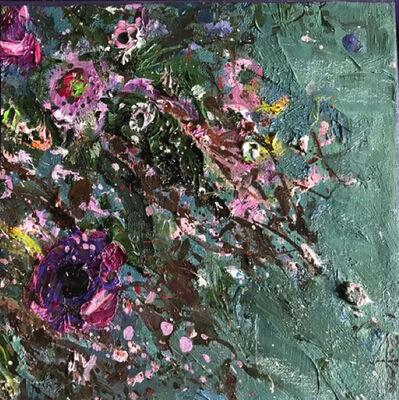 Bruno Zupan, 'Violet Spray ', 2019