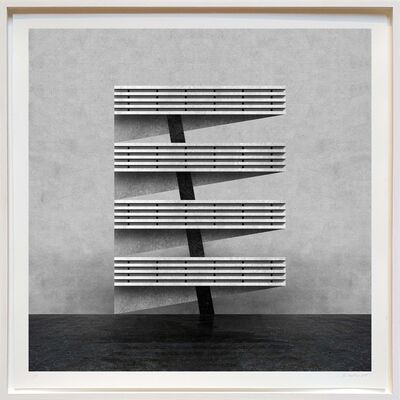 Miles Gertler, 'New Order No. 2: Tower', 2015