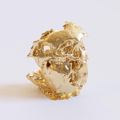 Dries Lips, 'Golden 02', 2019