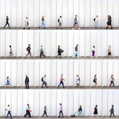 Xan Padron, 'Time Lapse, Brisbane, Australia', 2017