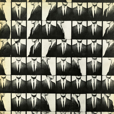 Andy Warhol, 'Rare original 1960s Andy Warhol Album Cover Art', 1964