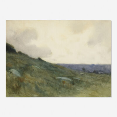 Charles Warren Eaton, 'Untitled (seaside)'