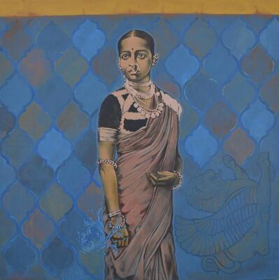 Masuram Ravi Kanth, 'Royal Gaze'