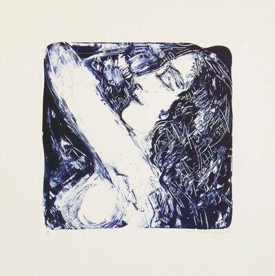 Hunt Slonem, 'Joan', 1986