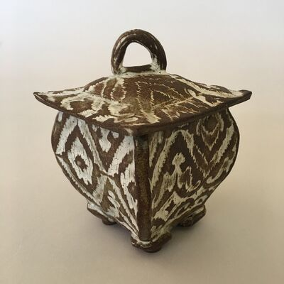 Clodi Vallicella, 'Hand Built Treasure Box #3', 2021