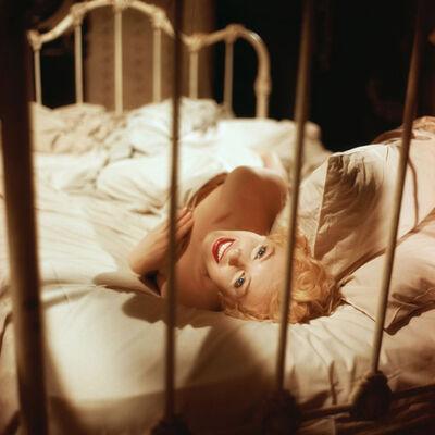 Milton H. Greene, 'Marilyn Monroe Bed Frame'