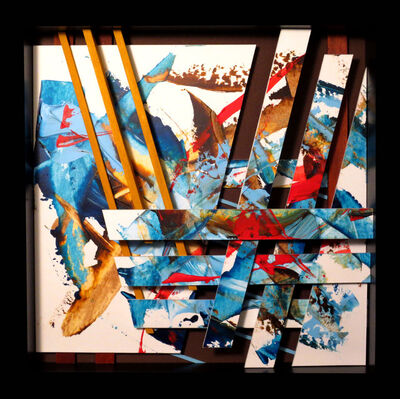 Eric Hartley, 'Intersections in Versicolor #20', 2013