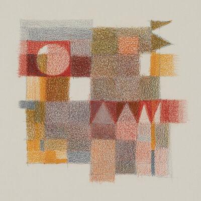 Sanda Iliescu, 'The Red House: Color Meditation', 2017
