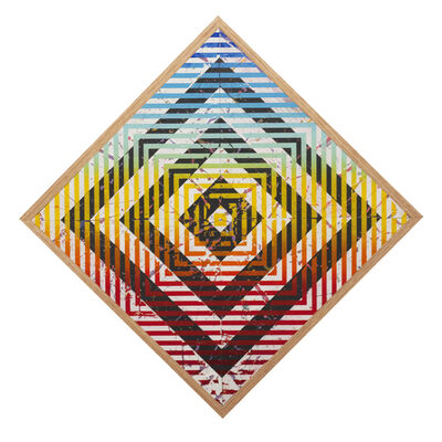 Revok, 'Diamonds, 49/50', 2014