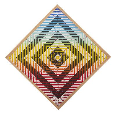 Jason REVOK, 'Diamonds, 49/50', 2014