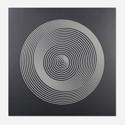 Marina Apollonio, 'Dinamica Circolare Cratere N', 1968/1999