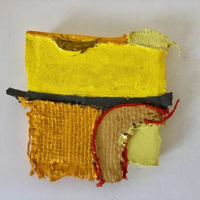 Anthony Frost, 'Big Colour Yellow II', 2017