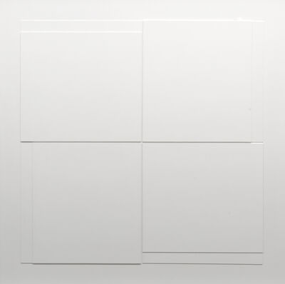 Alan Reynolds, 'Structures - Group IV (No.10)', 2007