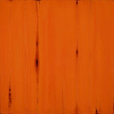Chris Richter, 'Reveal 366 (orange)'