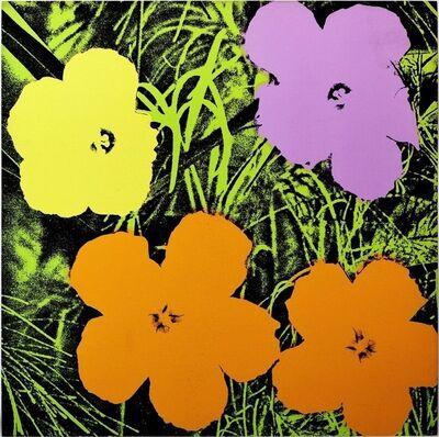 Andy Warhol, 'Flowers (FS II.67)', 1983