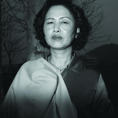 Heinkuhn Oh, 'Ajumma Puts a jacket on her shoulder, March 27 ', 1997
