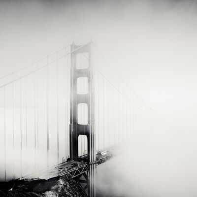 Josef Hoflehner, 'Golden Gate Study 2', 2009