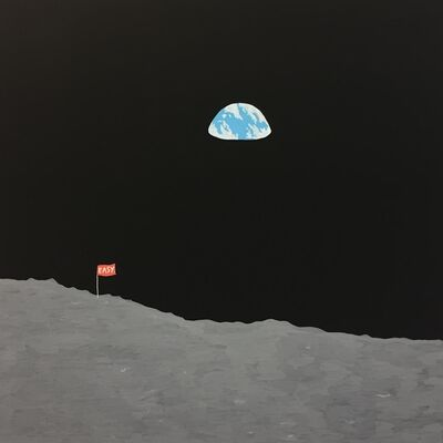 Euan Roberts, 'Easy Moon', 2019