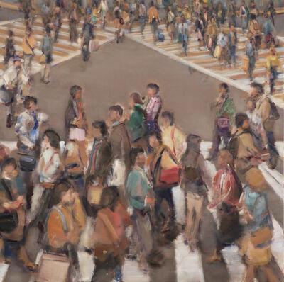 Simon Nicholas, 'Crosswalk V', 2019