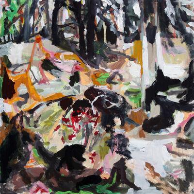Allison Gildersleeve, 'Scrabble Hill', 2010