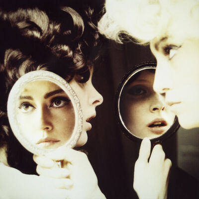 Marianna Rothen, 'Mirror Mirror, from the series 'Shadows in Paradise'', 2015