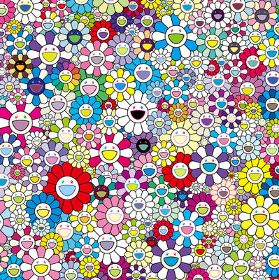 Takashi Murakami, 'The Nether World', 2020