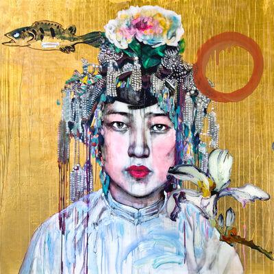 Hung Liu 刘虹, 'November', 2012
