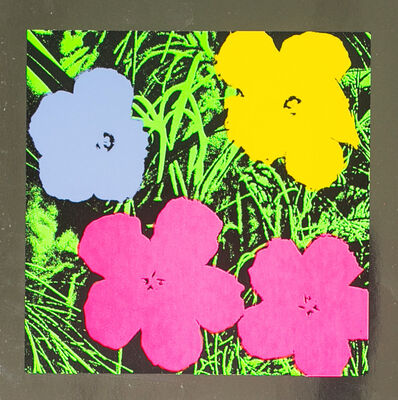 Andy Warhol, 'Flowers', 1988