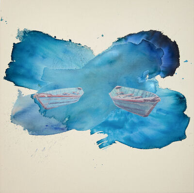 Stephanie Barenz, 'What Keeps the Water in the Sea?,', 2021