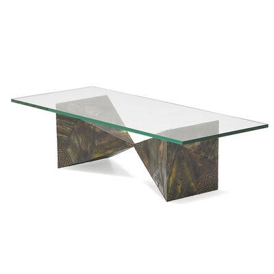 Paul Evans, 'Coffee table (PE 13), USA'