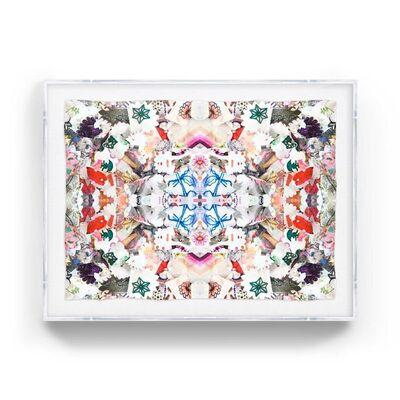 Kristi Kohut, 'Shine Like Those Rubies Print in Lucite Shadowbox Frame', 2019