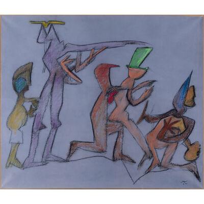 Roberto Matta, 'Sans titre', circa 1985