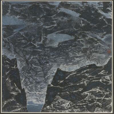 Liu Kuo-sung 刘国松, 'Silent Canyon Brooks', 2013