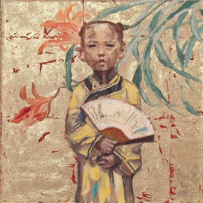 Hung Liu, 'Mission Girls Series  (I) 04-1', 2013